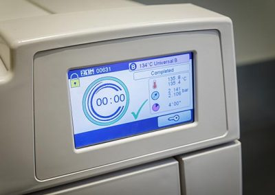 Bush Dental modern Autoclave for sterilisation