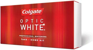 Colgate Optic White Professional Tooth Whitening Kit