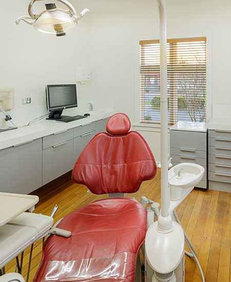 Become a patient Bush Dental